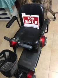 Mobility Scooter null