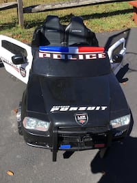 Ride on toy cop car. Obo. .