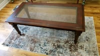 Bombay company coffee table Milton