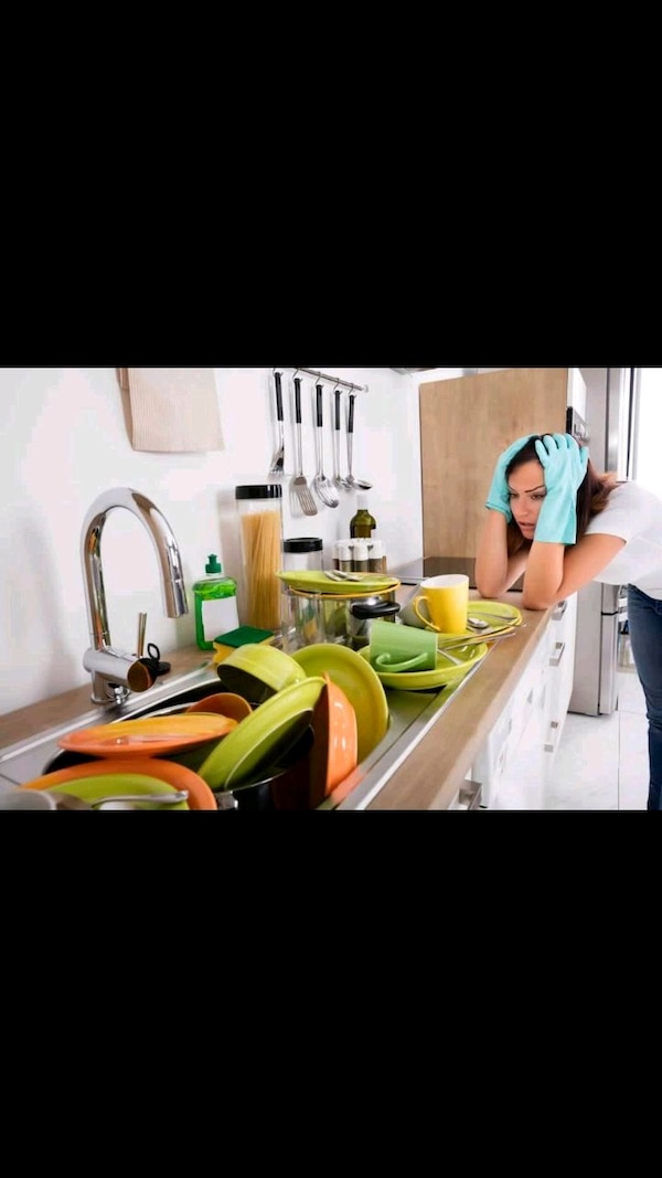House cleaning laundry services as well