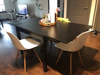 Dining table without chairs.  Norman, 73069