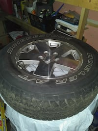 Jeep Tires and Rims Mississauga, L5A