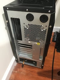 Computer case mid tower