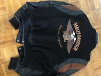 Harley Davidson ladies medium jacket