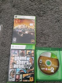 X box 360 games Justice