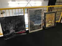 Staging pictures - All oil paintings Surrey, V3V 3H2
