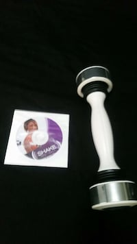 Shake weight with cd Calgary, T3E 6L9
