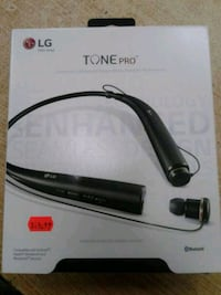LG TONE PRO HBS-780 Wireless Stereo Headset -Black Baltimore, 21216