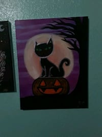 Halloween themed painting Midwest City, 73110