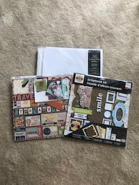 New Scrapbooking items Arlington, 22202