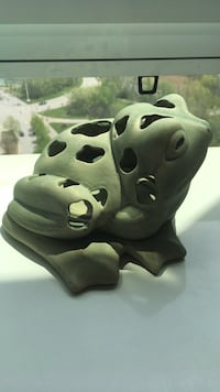 Frog tealight holder Toronto, M8Y