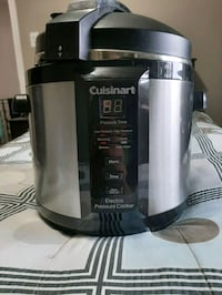 Used Nuwave Duet Pressure Cooker Air Fryer Combo For Sale