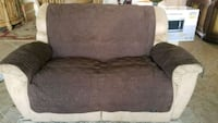Love Seat Quilted Cover 897 mi