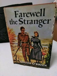 Farewell The Stranger by Saliee O'Brien * 1956 Shelton, 06484