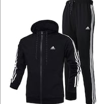 Adidas Original Tracksuit black or red size small to 2xl 80$ each Montréal, H1G