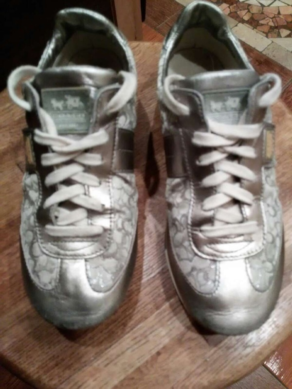 2002029f941c2e Used coach shoes for sale in Houston - letgo