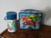 Spider-Man and Hulk lunch box Pomona, 91768