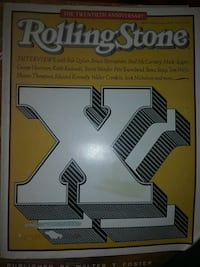 20th Anneversary Rolling Stones 1987 Overland Park, 66213