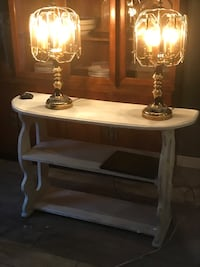 Rustic Retro 3 Light Vanity Lamps see details London, N6J 3B6