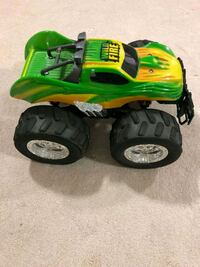 green and black RC toy car Gaithersburg, 20878
