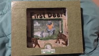 Rivers Edge First Deer picture  frame Lancaster, 17603