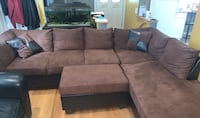 Sectional Couch with ottoman Hyattsville, 20782