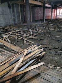 Removal of Tiles,Hardwood,Drywall,Plaster etc. Toronto, M4Y 1Z2
