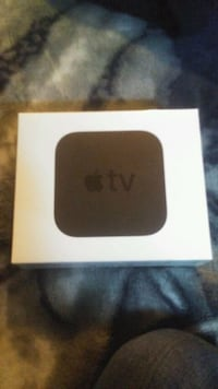 4K Apple tv box