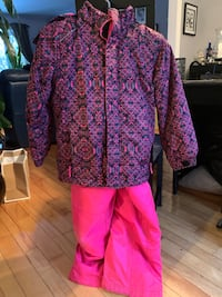 Winter suit size 8-10 yrs