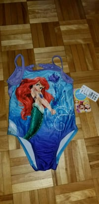 Disney Princess Swimsuit Size 3T Brossard, J4W