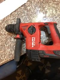 Hilti 22v hammerdrill w charger and battery Richmond