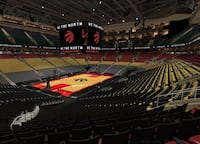 Two tickets for Raptors vs Miami Heat (Nov 25) Section 111, row 27, seat 5-6 Toronto, M6B 2A8