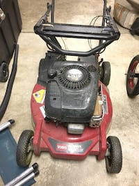 Toro Red and black self propelled mower Dublin, 43016