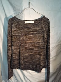 Zara gold and black long sleeve  TORONTO