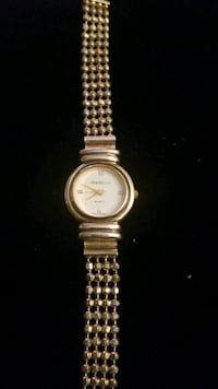 Sterling silver watch by Gianello  Hyattsville, 20784