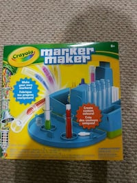 Crayola Marker Maker Cambridge, N1P 1A8