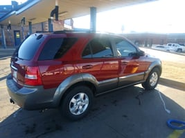 2008 Kia Sorento EX 5AT