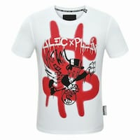 T shirt homme philipp plein  Paris