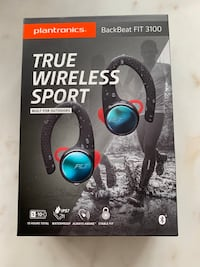 Plantronics BackBeat FIT 3100 True Wireless Earbuds North Vancouver, V7L