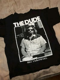 The Big Lebowski t shirt Waterloo, N2K 3J9