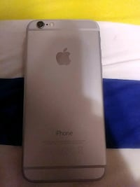 silver iPhone 6 with black case Irvington, 07111