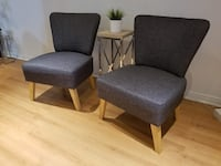 Accent Chairs Ajax, L1Z 1J4