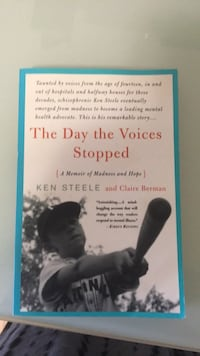 The day the voices stopped  Edmonton, T5Z 3S5