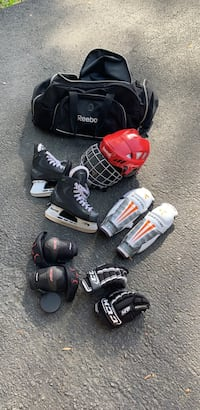 Gently used hockey gear Woodbridge, 22192