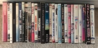 DVD Movies (x27, includes Criterion Collection Beastie Boys) Toronto, M4P 2C8