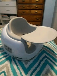 Grey bumbo seat with tray Sun Valley, 89433