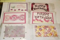GREETING CARDS 6 OF THEM Carmel Valley, 93924