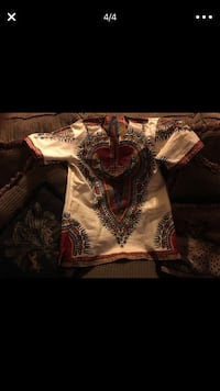 100 % Authentic Hand Made Dashiki Kansas City, 64110