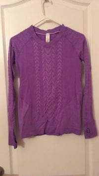 Ivivva purple long sleeve