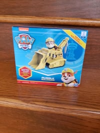 Rubble toy new in box Centreville, 20120